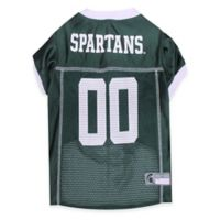 Michigan State University Medium Pet Jersey