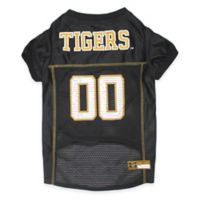 University of Missouri Extra-Small Pet Jersey