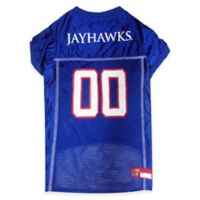University of Kansas Extra-Small Pet Jersey