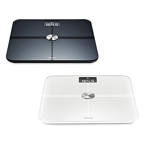 Withings Smart Body yzer Bathroom Scale - Bed Bath & Beyond on bed bath and wall decor, target bathroom scales, bed bath and beyond bathroom carpet, terraillon bathroom scales, bed bath supplies, heavy duty bathroom scales, health o meter bathroom scales, mechanical bathroom scales, bed bath and beyond bathroom storage, bed bath beyond bathroom shelves, bed bath 20% entire coupon, macy's bathroom scales, bed bath and beyond food scales, bed and beyond coupons printable, bed bath and beyond bathroom sets, digital bathroom scales, bed bath and beyond bathroom sinks, bed bath beyond kitchen scale, borg bathroom scales, small bathroom scales,