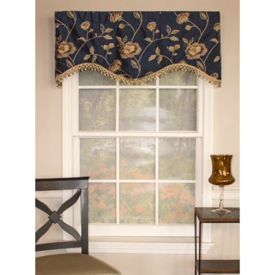 blue buffalo appleberry our in by window valances attic features on pinterest navy rod appleberryattic valance dark check best measures images pocket fabric