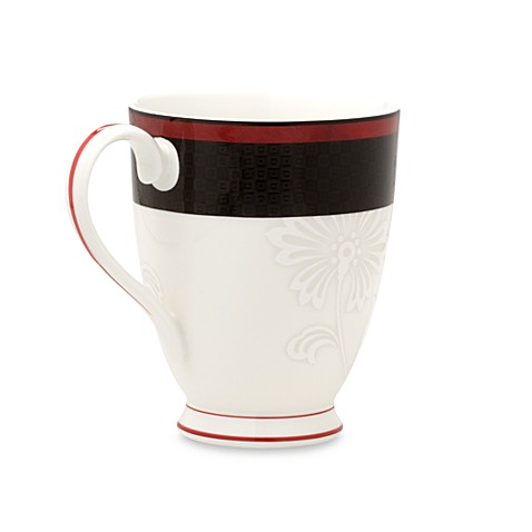 Noritake® Tempo Collection Jive 13-Ounce Signature Mug