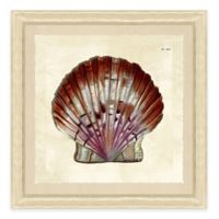 Sea Shell Print V Giclée Framed Wall Art