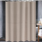 Avalon 54-Inch x 78-Inch Shower Curtain in Canvas