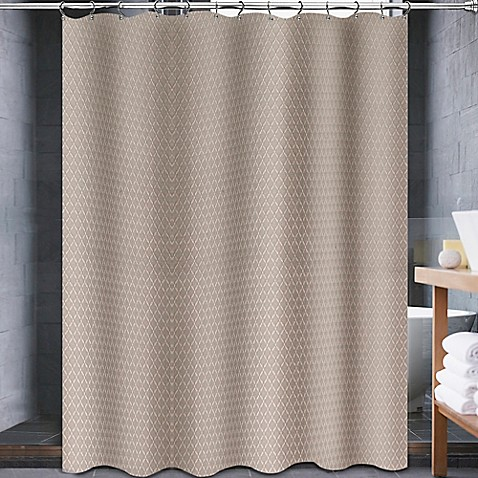 Buy Avalon 72 Inch X 84 Inch Shower Curtain In Canvas From Bed Bath Beyond