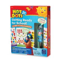 Educational Insights® Hot Dots® Getting Ready For School Set