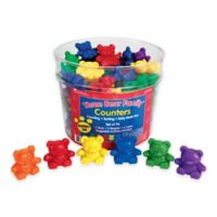 Learning Resources Three Bear Family® Rainbow Counters