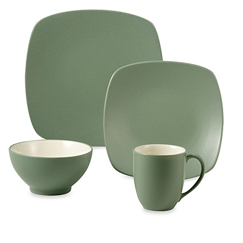 Noritake® Colorwave Green 16-Piece Dinnerware Set - Bed Bath & Beyond