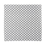 InterDesign® Stari Small Sink Mat in Graphite