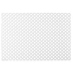InterDesign® Stari Large Sink Mat in Clear