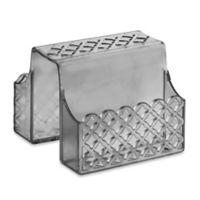 InterDesign® Sink Pouch in Graphite