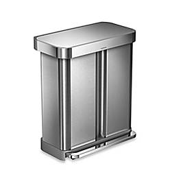 Simplehuman In Cabinet Trash Can Bed Bath Beyond
