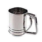 Progressive International 3-Cup Flour Sifter