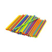 125-Pack Flexible Straws