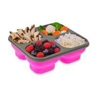 Smart Planet Portion Perfect Lunch On The Go in Pink