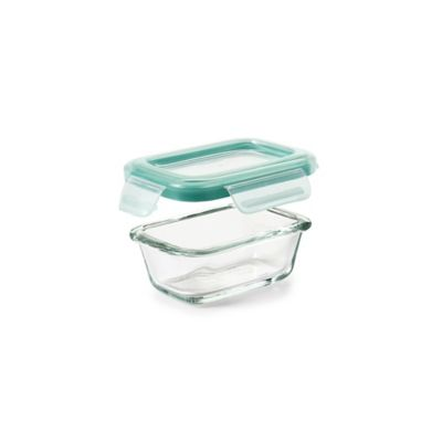 OXO Good Grips® 4 Oz. Rectangle Glass Container