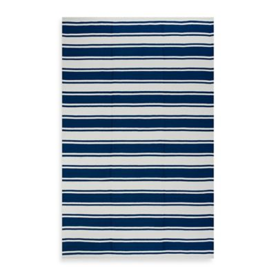 Buy Indoor / Outdoor Striped Runner Rugs from Bed Bath & Beyond