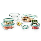 OXO Good Grips 16-Piece Glass Food Storage Set