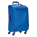 DELSEY PARIS Chatillon 21-Inch Expandable 4-Wheel Spinner Carry On in Blue