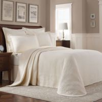 Williamsburg Abby Full Bedspread in Ivory
