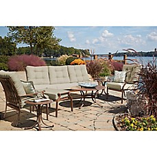 Panama Jack Island Breeze Patio Furniture Collection Bed