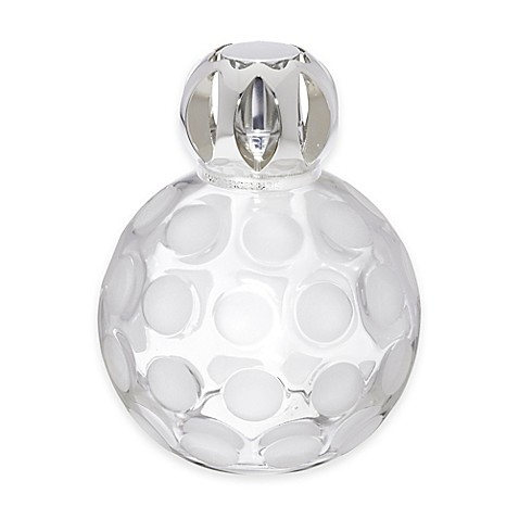 image of Lampe Berger Sphere Frosted Diamond Fragrance Lamp