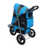 Gen7Pets G7 Jogger Pet Stroller in Blue