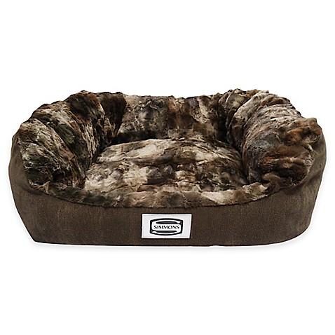Simmons Supreme Sleep Dog Bed