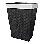 Lamont Home™ Carly Hamper in Black