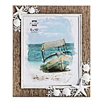 Prinz Sandpiper 8-Inch x 10-Inch Resin Shell Frame in Natural