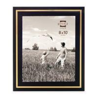 Prinz Artisan 8-Inch x 10-Inch Wood Frame in Black
