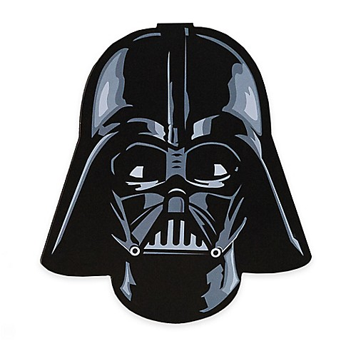 Star Wars Darth Vader Die Cut Wood Wall Art Bed Bath