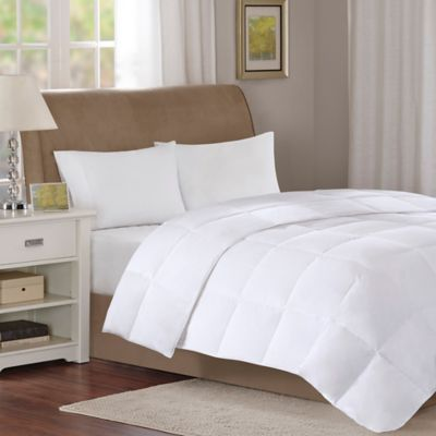 sleep philosophy true north 3m light warmth fullqueen down comforter in white - Down Comforter Queen
