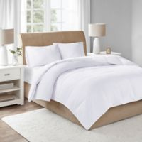 Sleep Philosophy True North 3m Extra Warm King Down Comforter In White