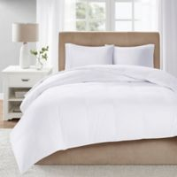Sleep Philosophy True North 3M Warmest Twin Down Comforter in White