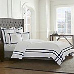 Wamsutta® Montenegro King Duvet Cover in Navy