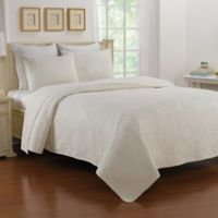 Nostalgia Home™ Saville Twin Bedspread in Marshmallow