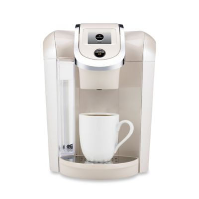 Keurig Mini Coffee Maker Bed Bath And Beyond : Buy Keurig 2.0 K250 Coffee Brewing System in Sandy Pearl from Bed Bath & Beyond