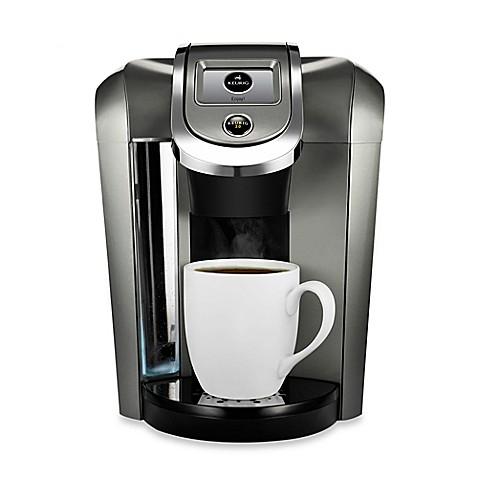 Keurig 174 Hot 2 0 K575 Plus Series Brewing System In