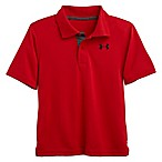 Under Armour® Size 18M Polo Shirt in Red