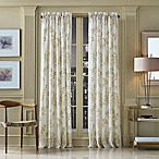 J. Queen New York™ Winslow 84-Inch Botanical Print Window Curtain Panel in Natural