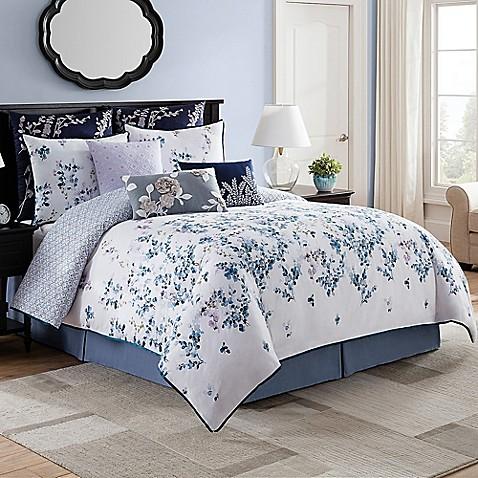 Bridge Street Willow Reversible Comforter Set Bed Bath