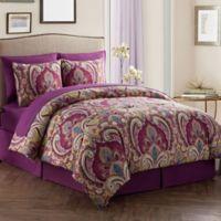 VCNY Alissia Reversible King Comforter Set