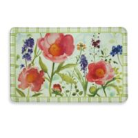 Bacova Merry Month of May 23-Inch x 36-Inch Memory Foam Kitchen Mat