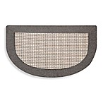 Home Dynamix Maplewood Slice 20-Inch x 32-Inch Kitchen Mat in Gray