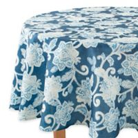 Croscill® Trimbelle 70-Inch Round Umbrella Tablecloth