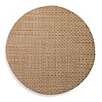 Bistro Woven Vinyl Placemat in Natural