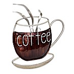 Coffee Metal Plaque Wall Art