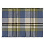 Lake House Plaid Placemat