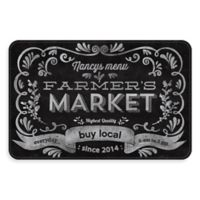 Weather Guard™ 22-Inch x 31-Inch Farmer's Market Door Mat